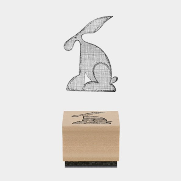 East Of India: Rubber Stamp Collection - Tilda The Hare
