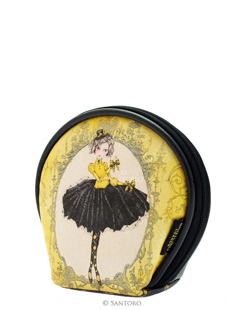 Santoro - Mirabelle Curved Accessory Pouch - Marionette