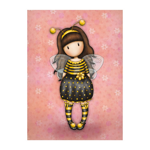 Santoro - Gorjuss Bee-Loved Greeting Card