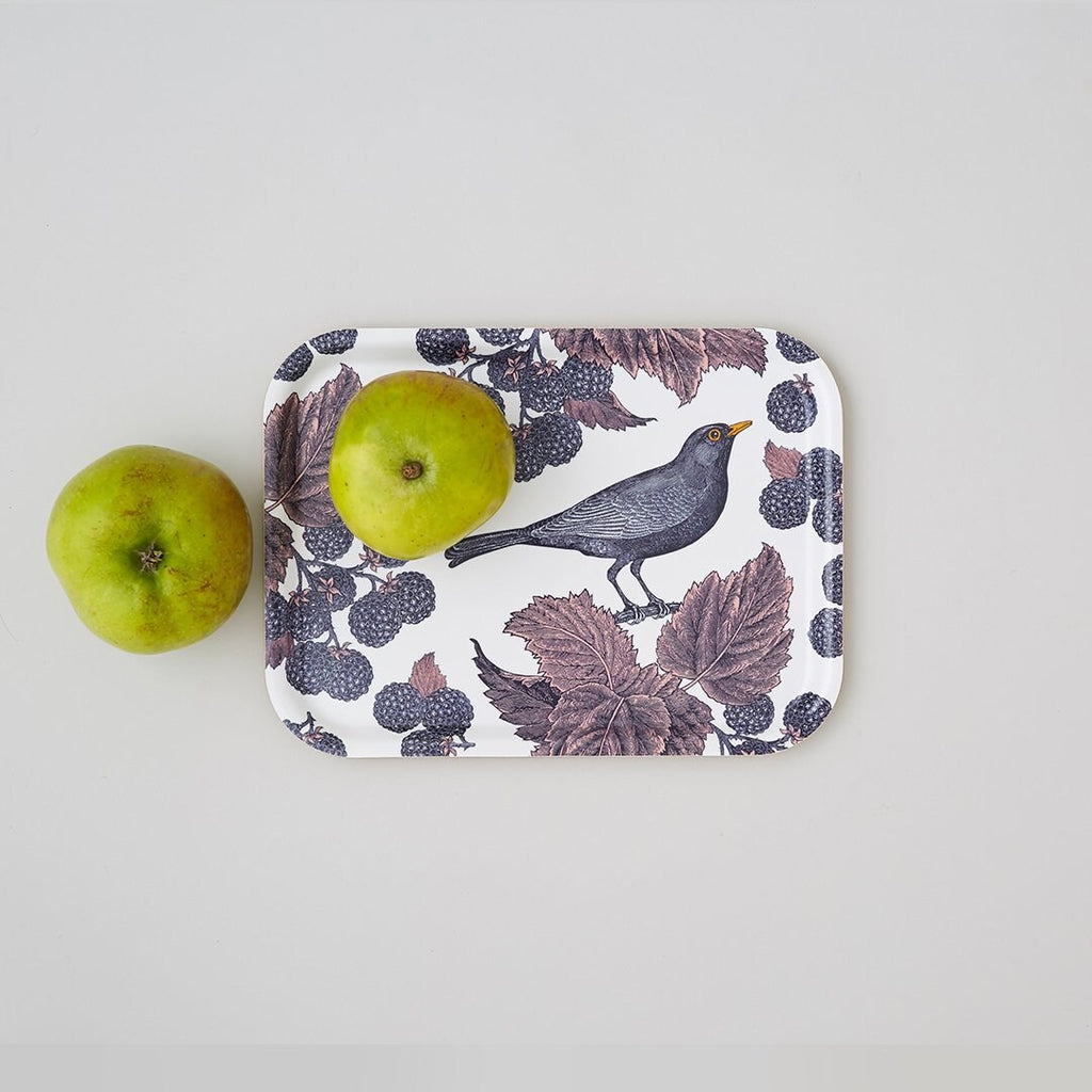 Thornback & Peel - Blackbird and Bramble - Small Tray