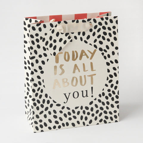 Caroline Gardner - Hey - Today Is All About You - Gift Bag