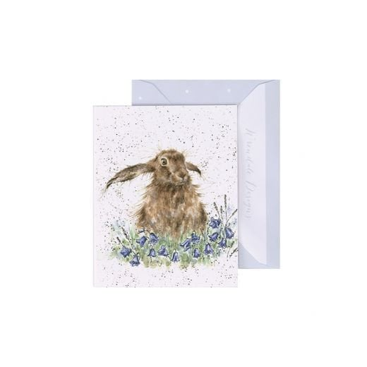 Wrendale Designs - 'Bright Eyes' miniature card
