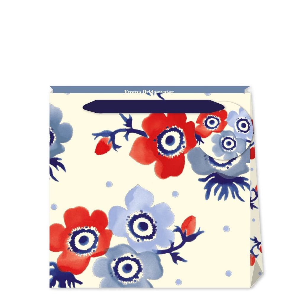 Emma Bridgewater - Anemone Collection - Small Gift Bag