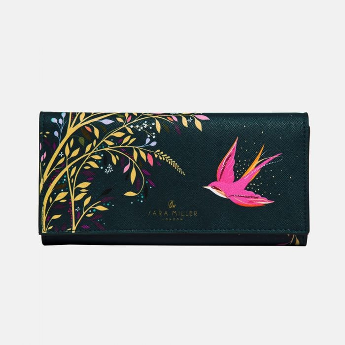 Sara Miller Collection - Swallow Travel Jewellery Pouch
