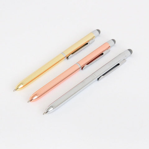 Caroline Gardner - Mixed Metallic Mini Pen - Set of 3