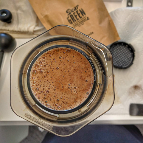 Best coffees for Aeropress