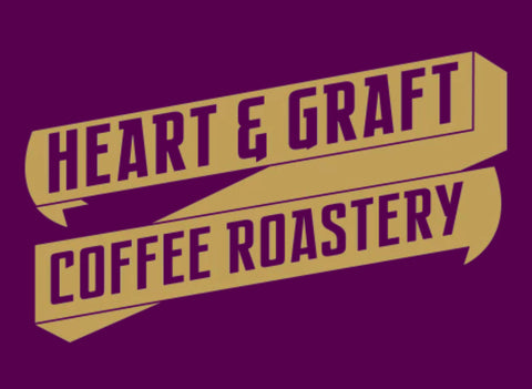 Heart & Graft Coffee Roastery - Manchester