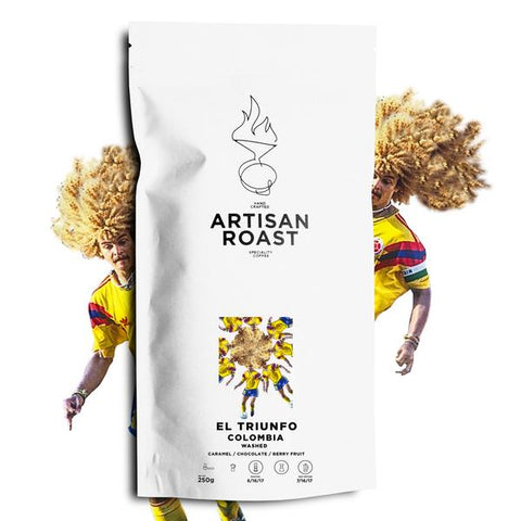 Artisan Roast - El Triunfo - Colombia - Washed