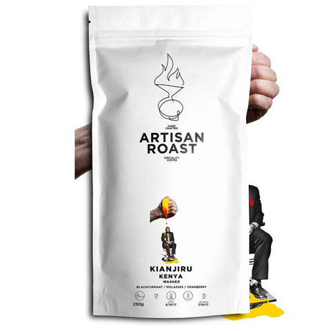 Artisan Roast: Kianjiru, Kenya, Washed