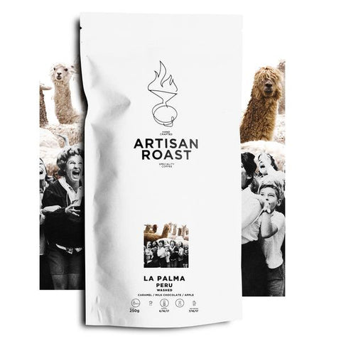 Artisan Roast - La Palma - Peru - Washed