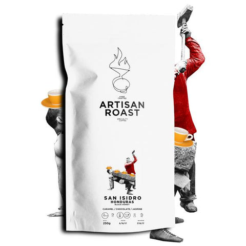 Artisan Roast - San Isidro - Honduras - Honey Process