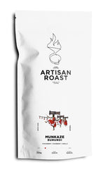 Artisan Roast: Burundi, Munkaze Washing Station, Natural