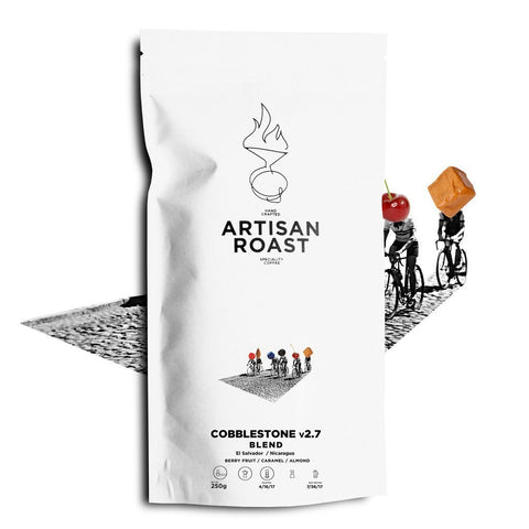 Artisan Roast: Cobblestone V2.7, Washed, Blend