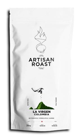 Artisan Roast: Colombia, La Virgen, Washed