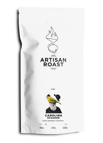 Artisan Roast: Ecuador, Finca Carolina, Washed