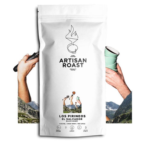Artisan Roast: El Salvador, Los Pirineos, Honey Process