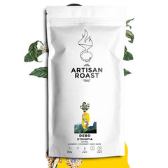 Artisan Roast: Ethiopia, Debo Keble, Natural