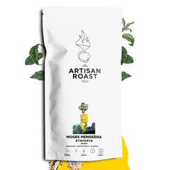 Artisan Roast: Ethiopia, Moges Mengesha, Washed
