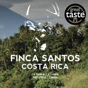 Avenue Coffee - Finca Santos (Costa Rica)