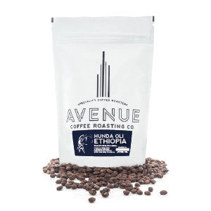 Avenue Coffee - Hunda Oli (Ethiopia) alternate image 1