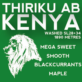 Avenue Coffee - Thiriku AB (Kenya)