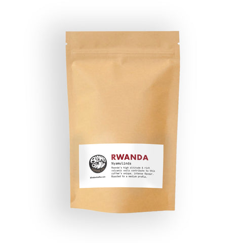 Blind Owl Coffee: Rwanda, Nyamulinda, Washed