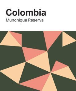 Casa Espresso: Colombia, Munchique Reserva, Washed