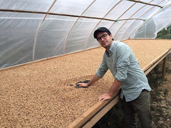 Clifton Coffee: Colombia, Finca Veracruz, Pulped Natural