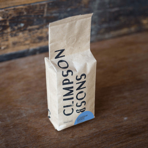 Climpson and Sons - Estate Espresso Blend 2015 alternate image 1
