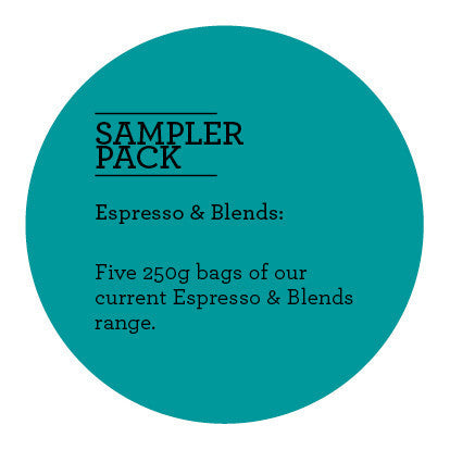 Climpson and Sons - Sampler Pack: Espresso And Blends