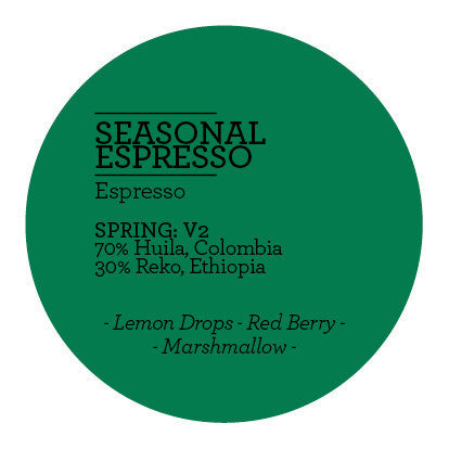 Climpson and Sons - Seasonal Blend: Spring V2