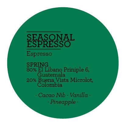 Climpson and Sons - Seasonal Blend: Spring
