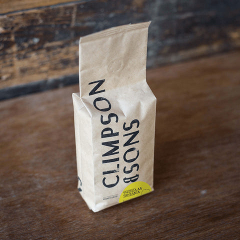 Climpson and Sons - Single Origin: Tweega AA, Tanzania alternate image 1