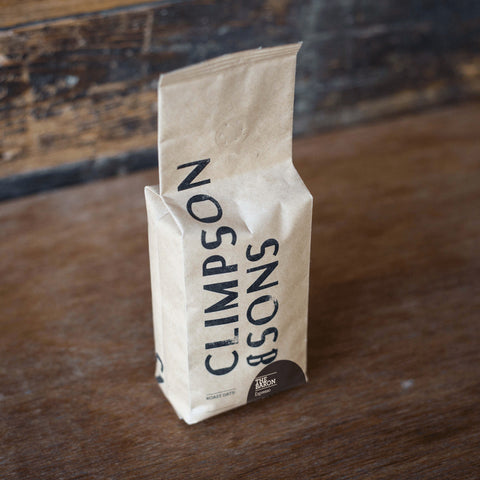 Climpson and Sons - The Baron Espresso Blend 2015 alternate image 1