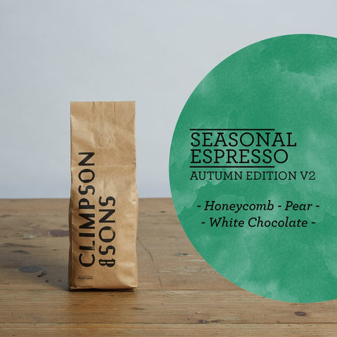 Climpson & Sons - Seasonal Espresso: Autumn Edition