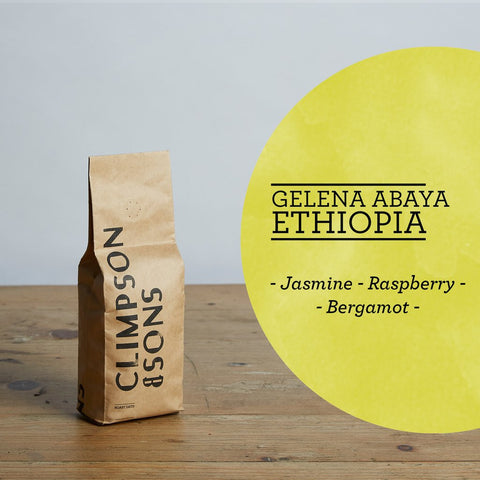 Climpson & Sons - Single Origin: Gelena Abaya, Ethiopia