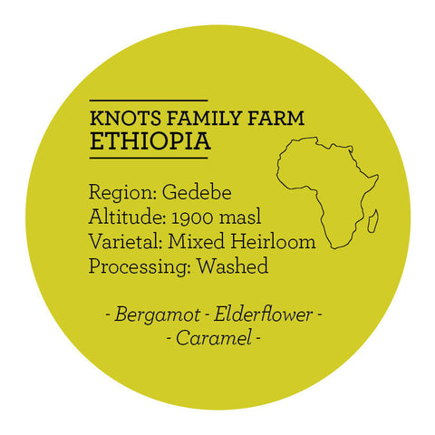 Climpson & Sons - Single Origin: Knots Family, Ethiopia