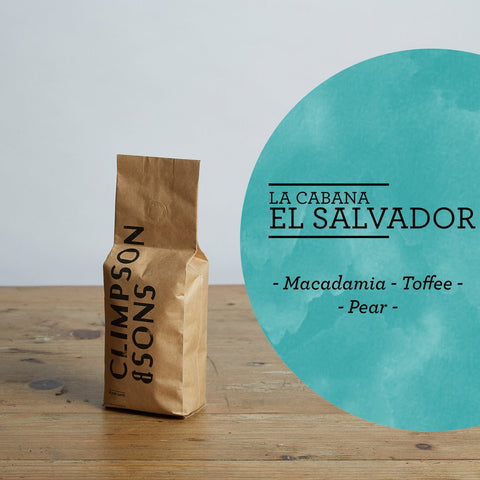 Climpson & Sons - Single Origin: La Cabana, El Salvador