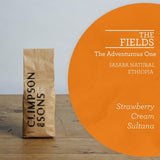 Climpson & Sons - The Fields - Sasaba Natural - Ethiopia