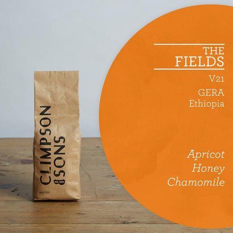 Climpson & Sons - The Fields V21: Gera, Ethiopia