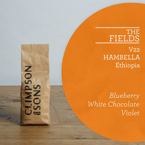 Climpson & Sons - The Fields V22: Hambella, Ethiopia