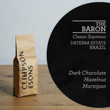 Climpson & Sons: Brazil, The Baron, Daterra Estate, Natural