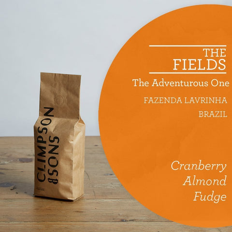Climpson & Sons: Brazil, The Fields, Fazenda Lavrinha, Natural