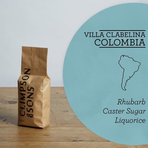 Climpson & Sons: Colombia, Villa Clabelina, Washed