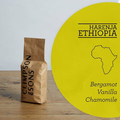 Climpson & Sons: Ethiopia, Harenja, Washed