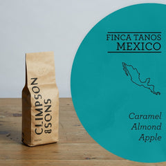 Climpson & Sons: Mexico, Finca Tanos, Washed