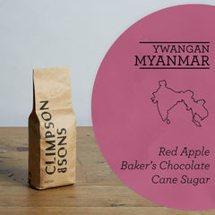 Climpson & Sons: Myanmar (Burma), Ywangan, Natural