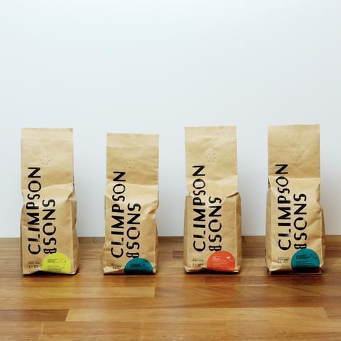 Climpson & Sons: Sampler Pack: Single origin filter coffees