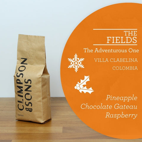 Climpson & Sons: The Fields: Colombia, Villa Clabelina, Natural