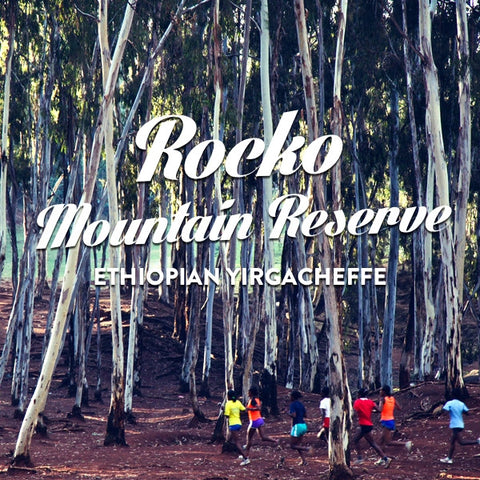 Coffee Factory - Ethiopian Rocko Mountain Reserve